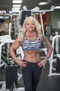 Liz Dudek, Owner of Stay Fit Gratiot County